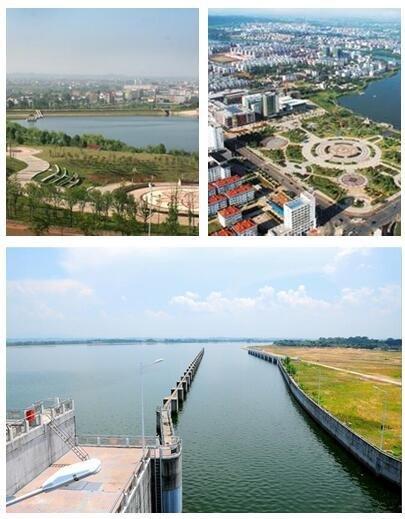 中国江西省吉安市下辖县                   泰和县是吉安市下辖的一