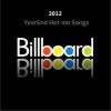 2012 billboard年终单曲榜 hot100