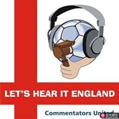 let´s hear it england