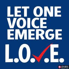 l.o.v.e.(let one voice emerge)(feat. keke palmer)