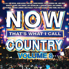 now that's what i call country, volume 8