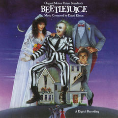 beetlejuice(original motion picture soundtrack)