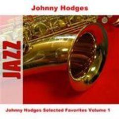johnny hodges selected favorites volume 1
