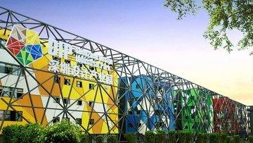 深圳文化创意园是集高端文化产业研发,办公,展示,交易及配套服务等为图片