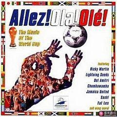 1998年法国世界杯官方专辑