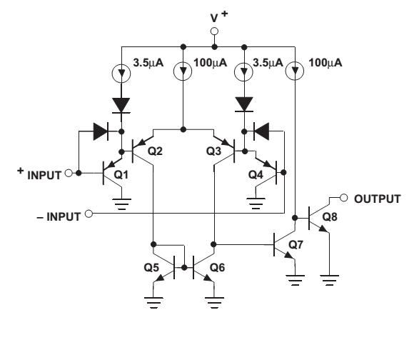 运放lm358开环做比较器的问题?