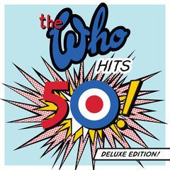 the who hits 50(deluxe edition)