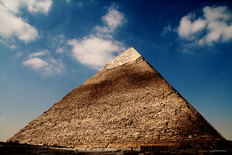胡夫金字塔