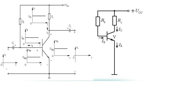 实验单级放大电路静态分析直流通路怎么画