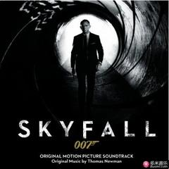 skyfall(original motion picture soundtrack)