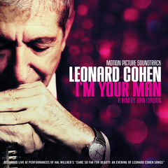 leonard cohen: i'm your man(motion picture soundtrack)