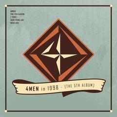 4men the 5th album-1998