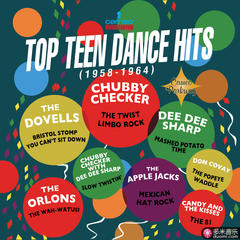 top teen dance hits(1958-1964)