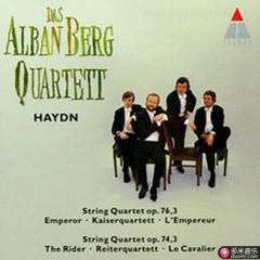 haydn: string quartet: in c op.76:3 emperor & in g minor op.74:3 rider