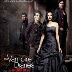 吸血鬼日记 the vampire diaries (第四季第一集插曲)