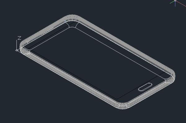 cad2014二维线框和真实不一样。v方法成真实之cad拼接(拆分)的方法最好打印图片