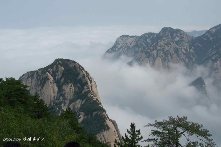五岳风景高清图片