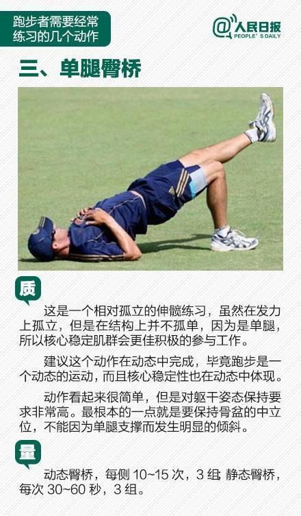 [转载]96的人跑步都白跑了!不但伤害膝盖,竟会… - 烟圈 - 烟圈的博客
