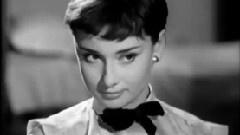 Audrey Hepburn Full Screen Test