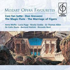 mozart opera favourites