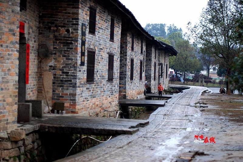 中国神秘古村落:湖南岳阳张谷英村 - 浪迹天涯 - 浪迹天涯de博客
