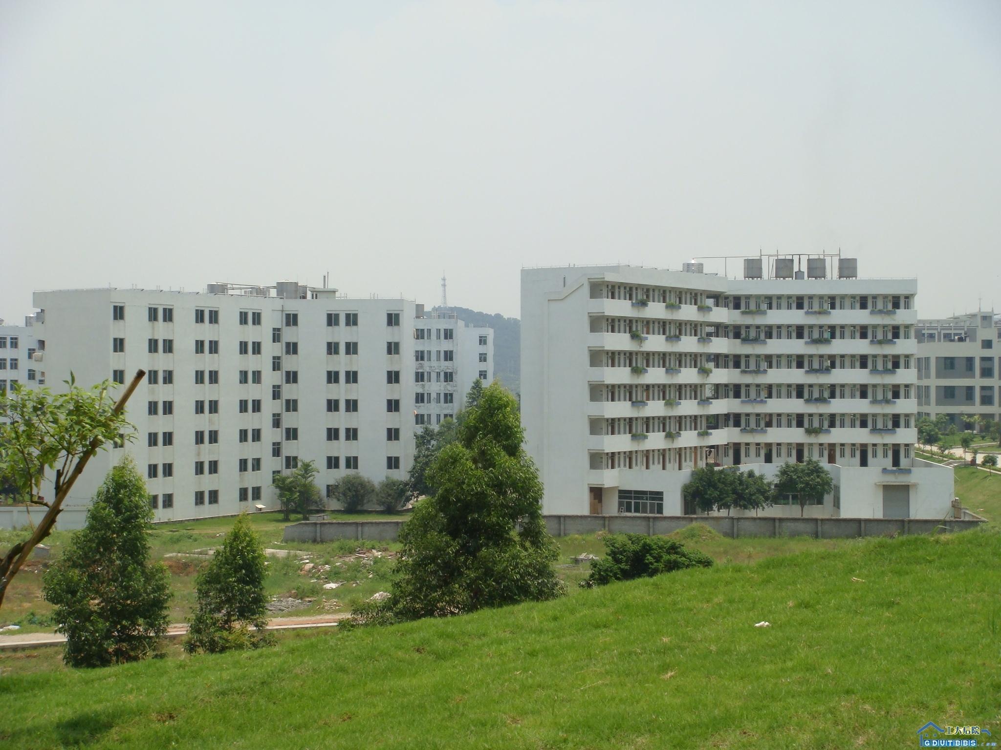 广东工业华立学院和广东工业大学区别图片