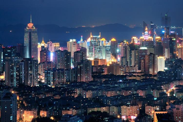 青岛城市区:构建圈层组团式发展结构