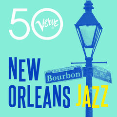 new orleans jazz - verve 50
