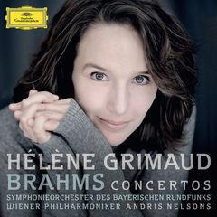 brahms: piano concertos(live)