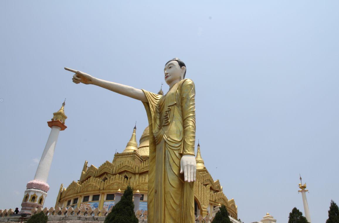 缅甸小勐拉:别样的中缅小镇