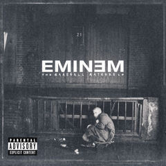 the marshall mathers lp(u.k. only)