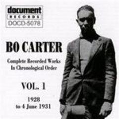 bo carter vol.1 (1928-1931)