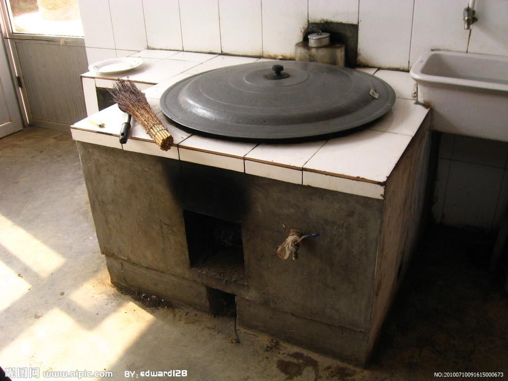 朝鲜锅砌灶台步骤图