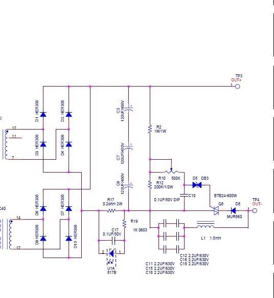 电路 电路图 电子 户型 户型图 平面图 原理图 536_582