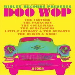 paul winley records presents doo wop