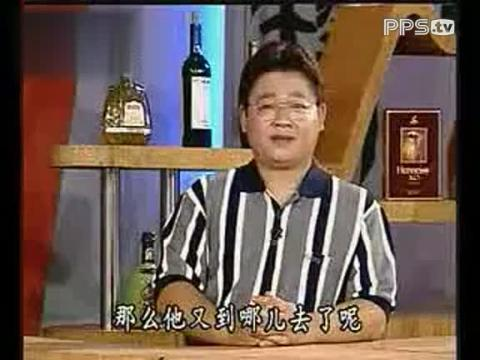 上世纪80年代末90年代初,杨志淳和周卫星合作的方言相声火遍长沙歌厅图片
