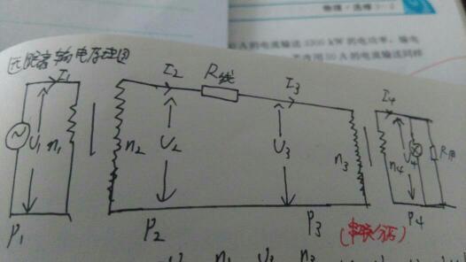 问题题目远距离输电的常识高中求问?兄妹说某生活电学_高中图片