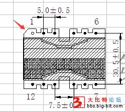 判断变压器的引脚_360问答吸塑图纸图片