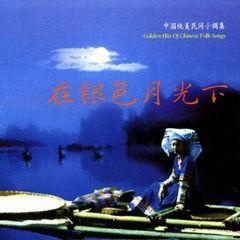 中国纯美民间小调集1 在银色月光下