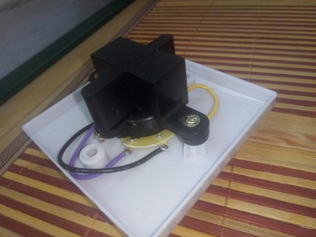 吊扇调速器如何接线