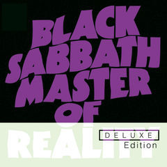 master of reality(deluxe edition)