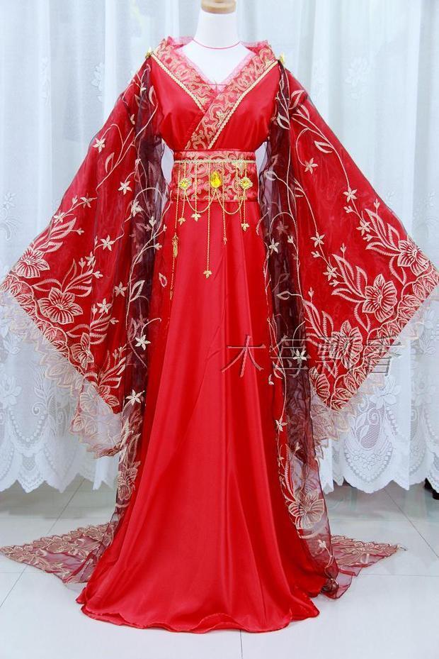 求一张汉服襦裙的设计图差不多像这张图片的