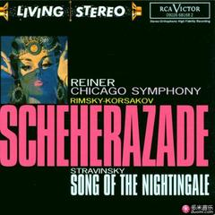rimsky-korsakov  scheherazade   stravinsky  song of the nightingale