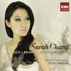 bruch, brahms - violin concertos