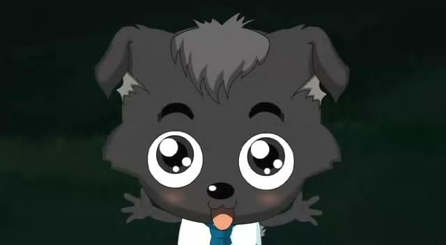 """爱好:看灰太狼""""飞"""",和小羊玩,常叫羊羊们羊哥哥. 优点:天真无邪卖萌."""