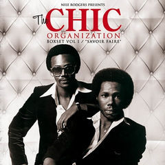 nile rodgers presents : the chic organization boxset vol 1 : savoir faire