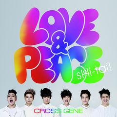 love & peace / shi-tai!